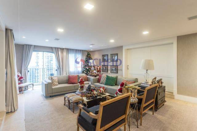 Apartamento alto padrão, com lindo acabamento em excelente localização. - Foto 2