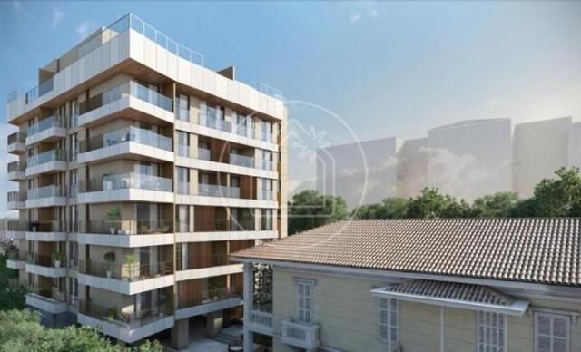 Apartamento à venda com 3 dormitórios em Jardim botânico, Rio de janeiro cod:886546 - Foto 3