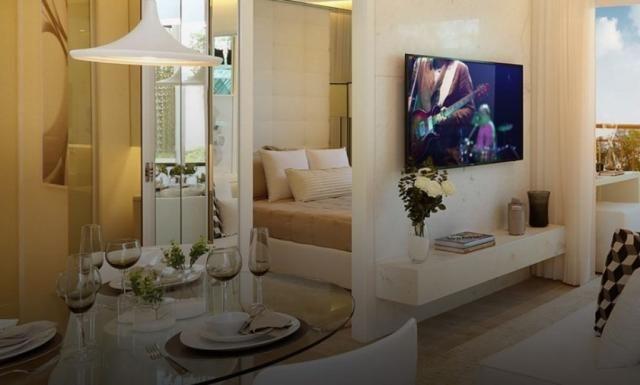 Apto entrega em outubro, 42 m² com excelente localização. - Foto 2