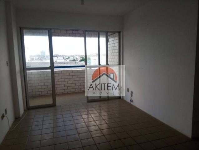 Apartamento com 3 dormitórios à venda, 115 m² por R$ 400.000 - Jardim Atlântico - Olinda/P - Foto 8