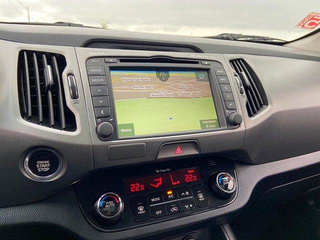 Sportage EX Top de Linha Teto Panorâmico Placa I - Ix35 Compass Renegade Corolla - Foto 16