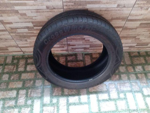 Vendo 2 pneus 225/55R18 - Foto 6