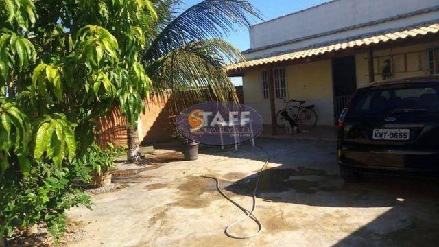 K- Casa com 3 quartos e 2 banheiros e ótimo quintal em Unamar - Cabo Frio - Foto 6
