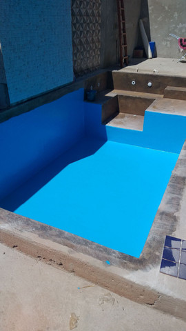 Construímos e reformamos sua piscina e colocamos aquecimento da sua piscina  - Foto 5