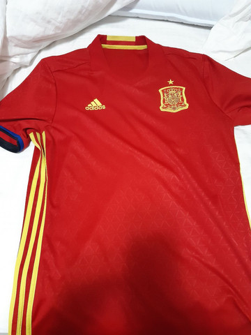 Camiseta Espanha Adidas