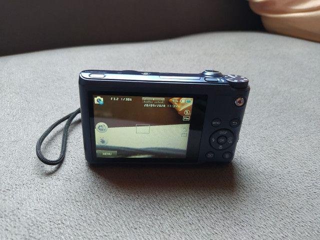 Câmera Smart Samsung em ótimo estado - Foto 3