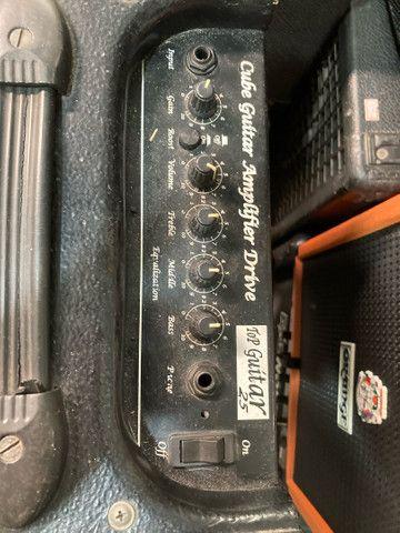 Amplificador cubo para guitarra usado