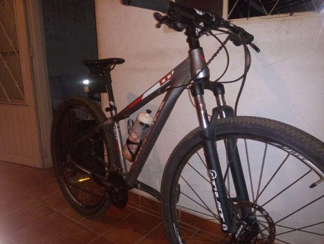 Bicicleta Audax 100 2019 baixíssima km ARO 29 Quadro 15 - Foto 3