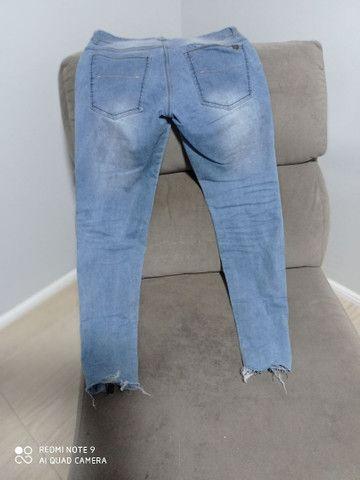 Calça jeans billa bong - Foto 4