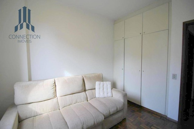 Apartamento com 3 dormitórios para alugar, 120 m² por R$ 2.000,00/mês - Centro Cívico - Cu - Foto 6
