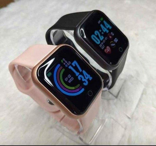Relógio Smart D20 Premium 2021