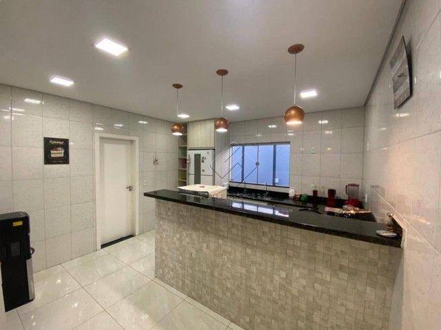 Sobrado com 5 dormitórios à venda, 298 m² por R$ 735.000,00 - Parque do Lago - Várzea Gran - Foto 9