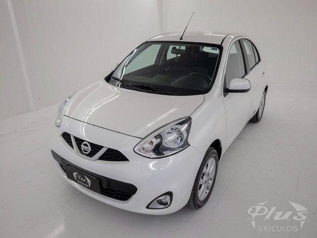 Nissan March 1.0 SV 4P - Foto 8