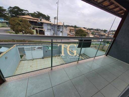 Ótima casa 3 quartos com churrasqueira e quintal Prox ao Centro de Rio das Ostras - Foto 12