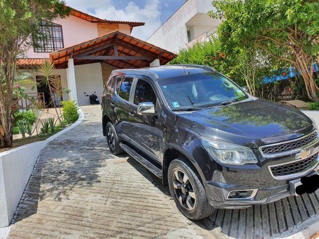 TRAILBLAZER V6 4X4 GASOLINA MUITO NOVA  - Foto 2
