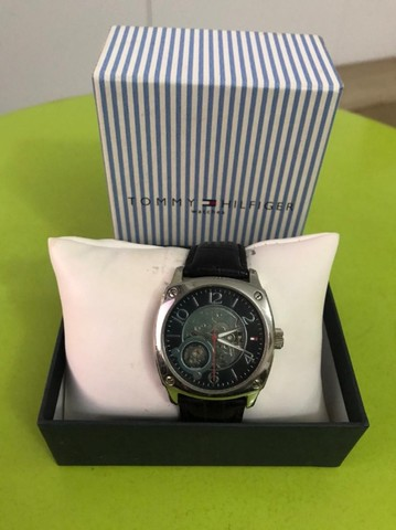 Relógio Automático Tommy Hilfiger Unisex Aço Inoxidável Casual  - Foto 4