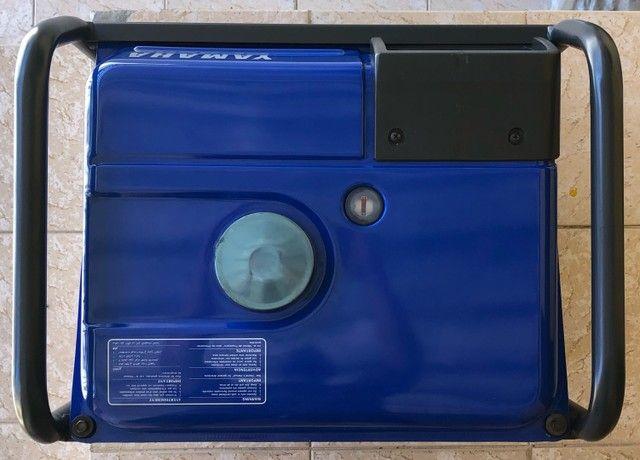 Gerador de energia Yamaha EF2500 Motor 4 tempos - Foto 2