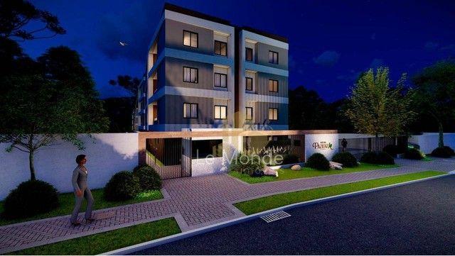 Apartamento com 2 dormitórios à venda, 46 m² por R$ 217.000,00 - Boqueirão - Curitiba/PR - Foto 12