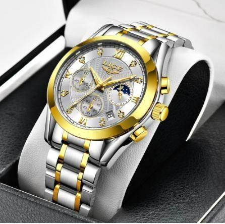 Relógio Feminino Lige - Promoção Especial<br><br>