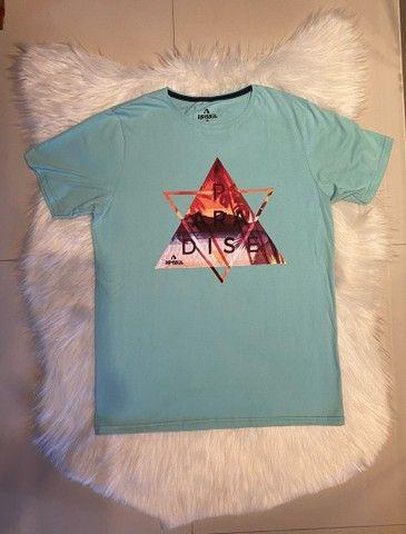 Camisetas/ promoção/ masculinas  - Foto 5