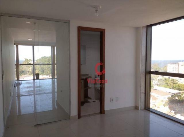 Sala para alugar, 35 m² por R$ 2.500,00/mês - Centro - Macaé/RJ - Foto 4