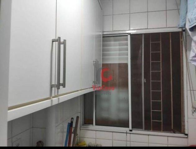 Apartamento com 3 dormitórios à venda, 68 m² por R$ 155.000,00 - São Marcos - Macaé/RJ - Foto 11