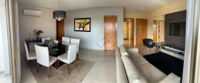 Apartamento no Edifício Maison Isabela com 3 dormitórios à venda, 138 m² por R$ 735.000 -