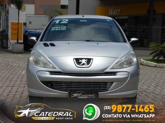 PEUGEOT 207 2011/2012 1.4 XR 8V FLEX 4P MANUAL - Foto 6