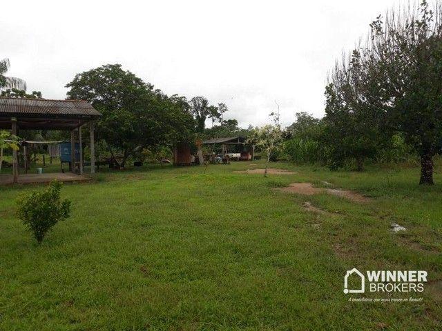 Sítio à venda, 42000 m² por R$ 250.000,00 - Área Rural de Candeias do Jamari - Candeias do - Foto 11