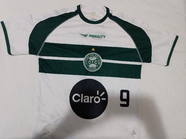 Camisa Coritiba (coxa) Penalty
