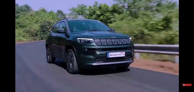 Novo Jeep Compass Limited 1.3 turbo flex 2022 SUV 185 cavalos para Pessoa física.