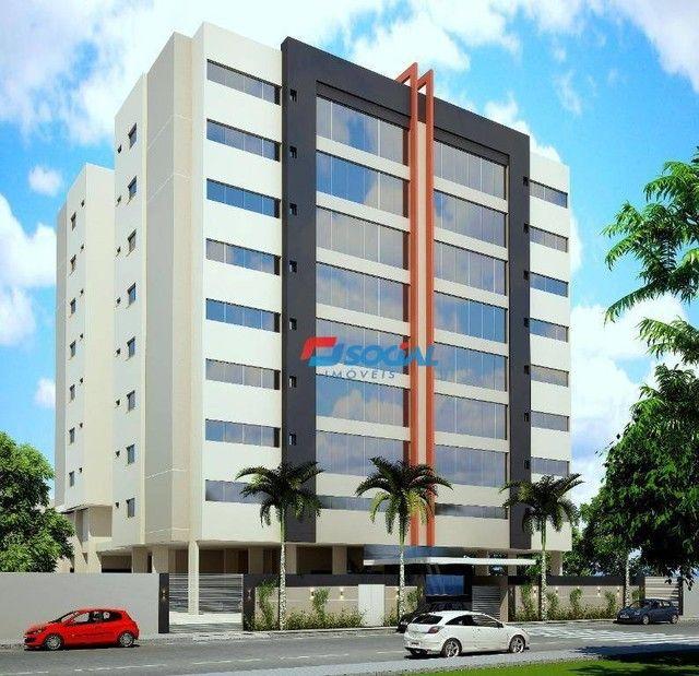 Apartamento com 3 dormitórios à venda por R$ 900.000 - Embratel - Porto Velho/RO
