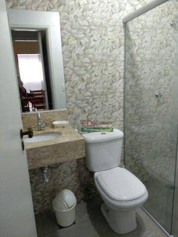 Apartamento com 2 dormitórios à venda, 68 m² por R$ 499.000 - Praia Grande - Ubatuba/SP - Foto 11
