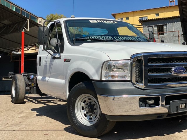 Caminhao ford f 350 chassi - Foto 6