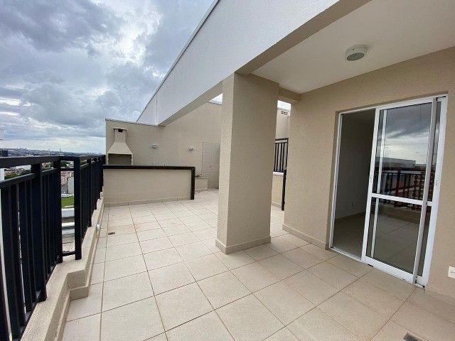 Cobertura Linear 94m²  Aceita financiamento|2 vagas - Taguá Life Center - Foto 4