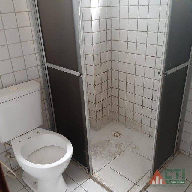 Apartamento com 1 dormitório para alugar, 60 m² por R$ 850,00/mês - Cordeiro - Recife/PE - Foto 6