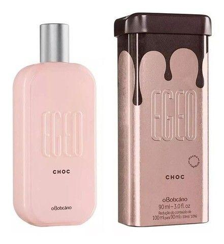 Perfume Egeo Choc O Boticário
