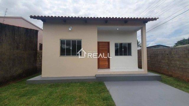 Waldemar Maciel - Casa com 2 dormitórios à venda, 59m² - Rio Branco/AC - Foto 7