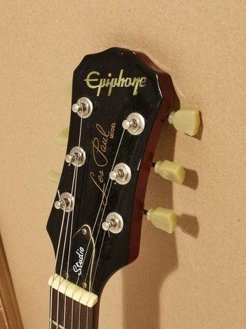 Guitarra Epiphone Les Paul Studio  - Foto 3