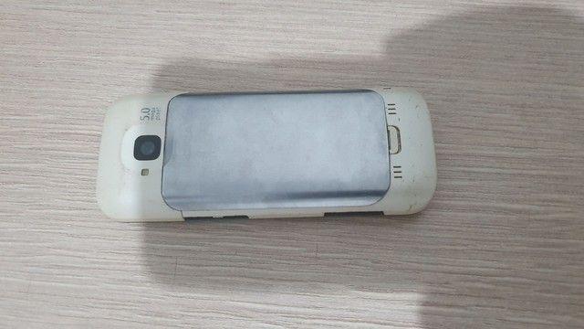 Celular usado Nokia c5