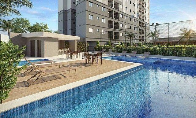 Apartamento para venda com 48 metros quadrados com 2 quartos