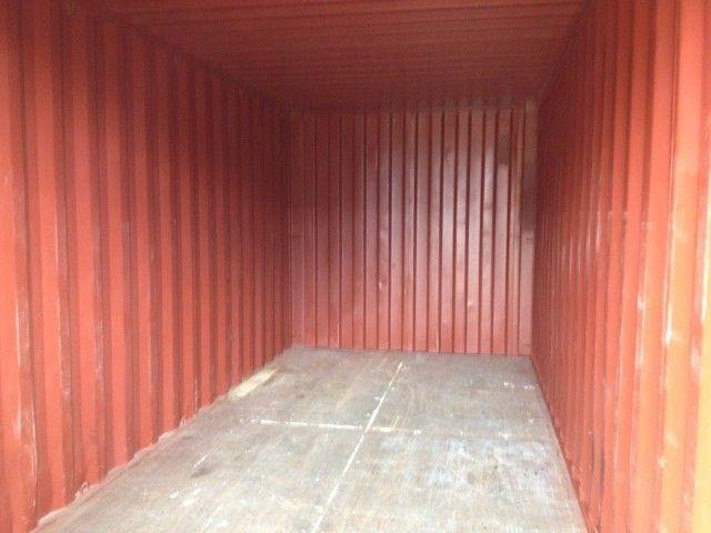 Container Dry 20 Pés (6mts) - Foto 3