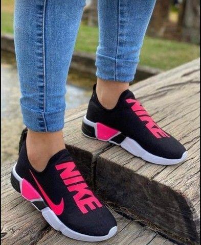 Tênis Meia Feminino Nike! Lindíssimo!  - Foto 2