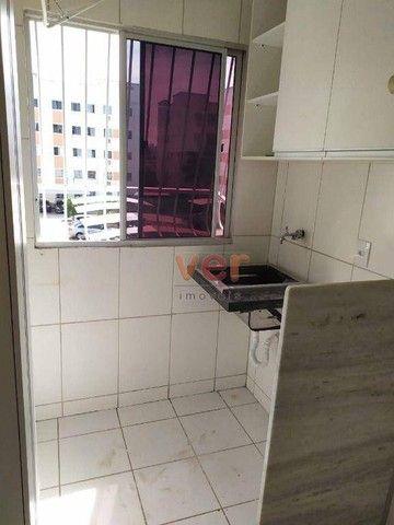 Apartamento com 2 dormitórios para alugar, 47 m² por R$ 900,00/mês - Maraponga - Fortaleza - Foto 9