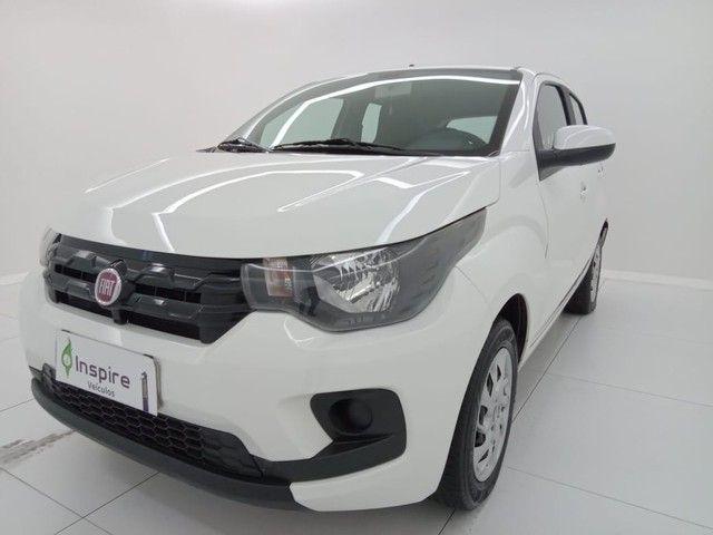 Fiat Mobi Drive 2018 Completo Flex - Foto 4