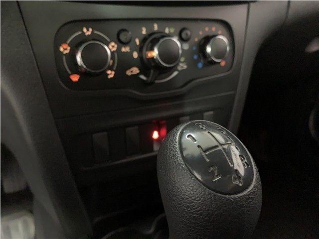 Renault Logan 2020 1.0 12v sce flex life manual - Foto 16