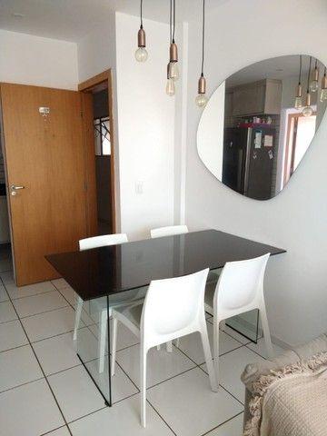 Apartamento mobiliado com 02 vagas de garagem - Foto 3