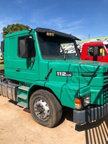 Caminhão scania 112hw 360 cavalo truck 6x2