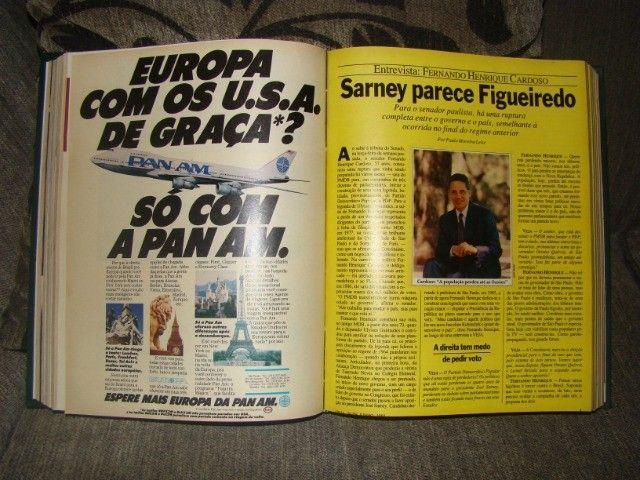 Coleção de Revistas Veja Completa - Foto 6