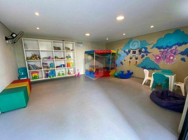 Apartamento top e Mobiliado com 3 quartos - Foto 9
